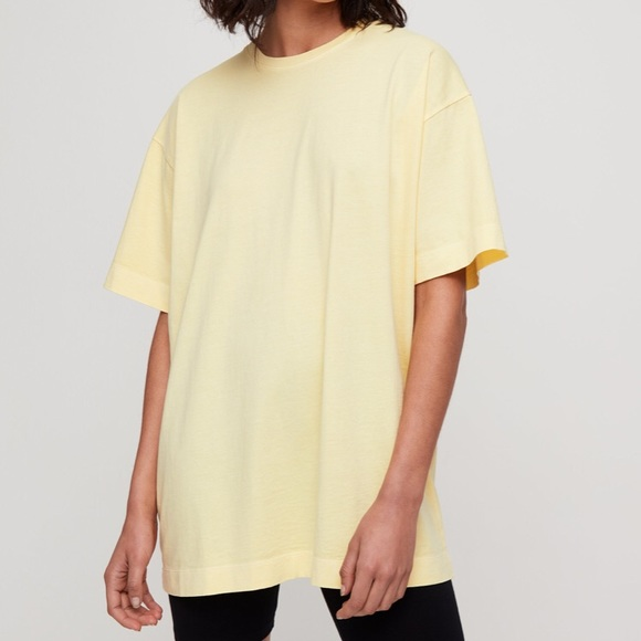 Aritzia Tops - Wilfred FAWNIA shirt
